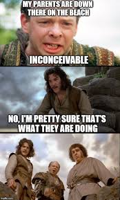 Princess Bride Meme - princess bride 3 panel memes imgflip