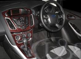 2014 Ford Focus Se Interior Ford Focus Rs St Tdci Mark Iii Interior Wood Dash Trim Kit Set