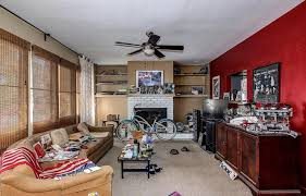 American Flag Living Room by Proud American Flag Owner U2013 Ugly House Photos