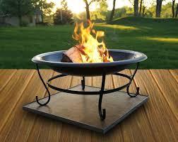 Firepit Mat Pit Pad Wood Deck T3dci Org