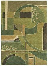Bobs Area Rugs 5x8 William Morris Arts U0026 Crafts Mission Style Black Lodge Area
