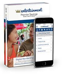purchase your 2018 entertainment coupon books for only 19 99