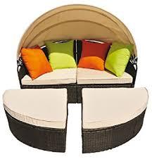 divano giardino divano prendisole divisibile alcova 180x87 140h arredo giardino