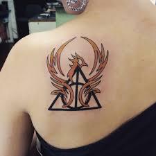 41 magic harry potter tattoos tattoozza