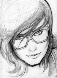 awesome pencil sketch awesome sad sketches of pencil drawing art
