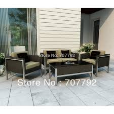 Furniture Sofa Set Online Get Cheap Patio Sofa Furniture Aliexpress Com Alibaba Group