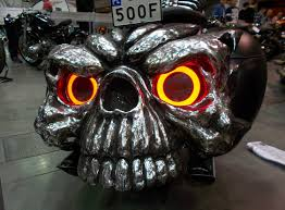 harley davidson king skull motorcycle