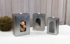 ohiowholesale 3 piece kitchen canister set u0026 reviews wayfair