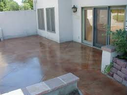 Stained Concrete Patio Images by Amazing Stained Concrete Patio U2014 Home Design Lover