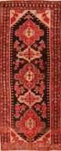 armenian karabakh red rectangle 7x10 ft wool carpet 26569