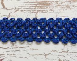 crochet elastic ribbon white elastic waffle crochet ribbon 2 yards x 1 5 inches for