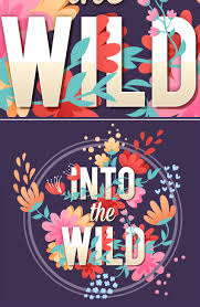 vector typography tutorial how to create vector floral typography in adobe illustrator