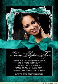 fine sweet 16th birthday invitation elegant party event