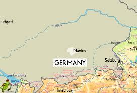 Map Austria Austria
