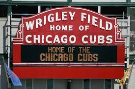 toyota logo wrigley field u0027s iconic marquee is getting a toyota logo curbed