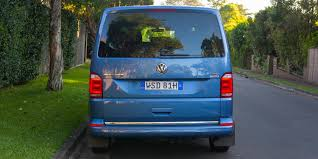 vw minivan 1970 2016 volkswagen multivan highline tdi450 review caradvice