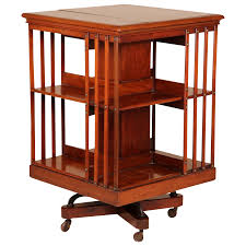 Antique Revolving Bookcase Design Of Rotating Bookcase U2014 Doherty House