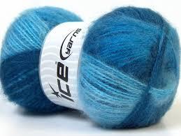blue shades color angora multicolor navy blue shades fall winter yarns yarn