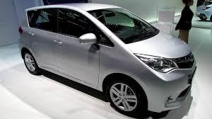 subaru minivan 2013 2014 subaru trezia exterior and interior walkaround 2013