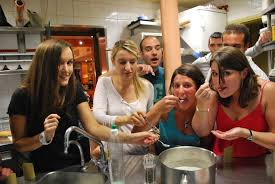 cours cuisine cours de cuisine pour entreprises organisation de dîners et