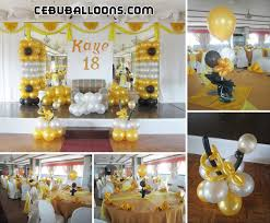 100 pink white and gold birthday decorations kate spade