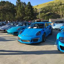 miami blue porsche gt3 rs the blues brothers 991 gt3 rs and 918