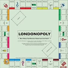 monopoly map this is what the monopoly board looks like with s current