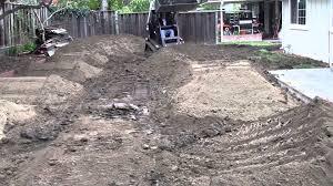 backyard pump track timelapse youtube