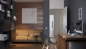 One Bedroom Apartment Living Room Ideas 2 Bedroom Modern Apartment Design Under 100 Square Meters 2 Great