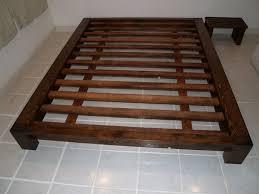 Build Wooden Bed Frame Bed Frame Bed Frame Diy Plans Bed Frames