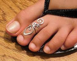 about toe rings images Toe rings etsy sg jpg