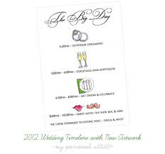 wedding invitations timeline wedding timeline card custom save the dates unique wedding
