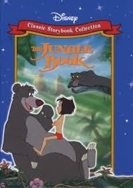 disney classic storybook collection the jungle book by rudyard