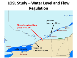 St Lawrence Seaway Map Ecosystem Modeling To Support Adaptive Management U2013 Lessons From