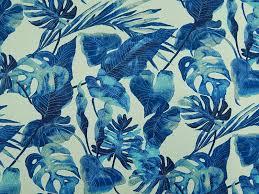 Outdoor Fabric Tommy Bahama Outdoor Inky Palms Indigo 1502 Fabrics