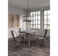 custom dining room furniture dining room modern dining room sets with silver metal chairs