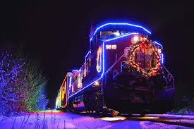 light rail holiday schedule cp rail holiday train in fernie