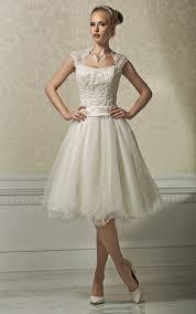 tea length wedding dress waist gown lace up tea length wedding dresses