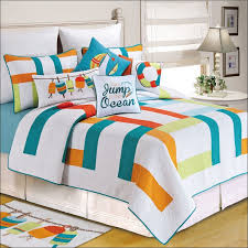 Grey And Yellow Comforters Bedroom Marvelous Red White And Blue Bedding Light Blue And