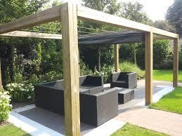Pergola Backyard Ideas by Sunsail Wavedoek Met Douglas Staanders Tuinen Pinterest