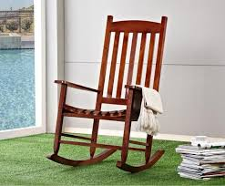 Rocking Chair Antique Styles Garden And Patio Wooden Rocking Chair Solid Wood Rocker American
