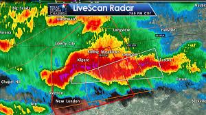 Kilgore Texas Map Tornado Warning Rusk U0026 Gregg Counties Ne Tx Till 815pm U2022 Texas