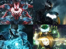 10 iron man art mashups spider man batman subzero