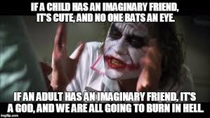 Cute Friend Memes - imaginary friend imgflip