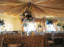 Ceiling Drapes For Wedding Fabric Ceiling Treatments Jacksonville Fla