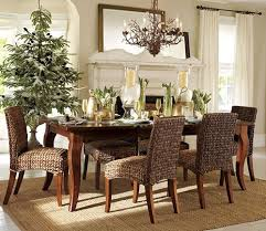 Pottery Barn Dining Room Sets Pottery Barn Seagrass Dining Room Chair Home Interiors