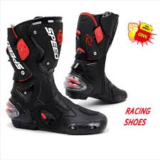 long road moto boot 1pair 3colors newest motorcycle sport shoes motocross cycling long