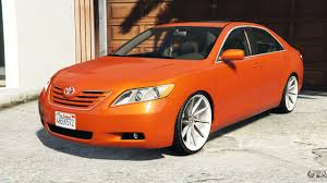 toyota camry limo toyota camry v40 2008 add on for gta 5