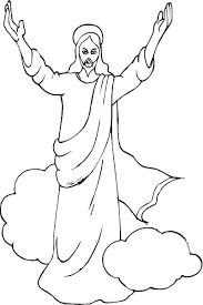 coloring page of jesus cecilymae