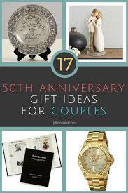 50th anniversary gifts 17 50th wedding anniversary gift ideas for couples